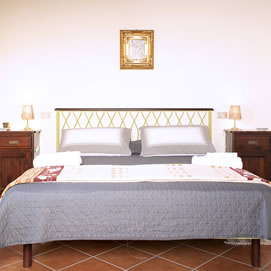 Casa Colonica Acciaroli - Bedroom